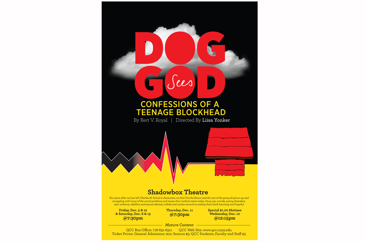 Dog Sees God Poster